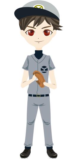 野球部エース