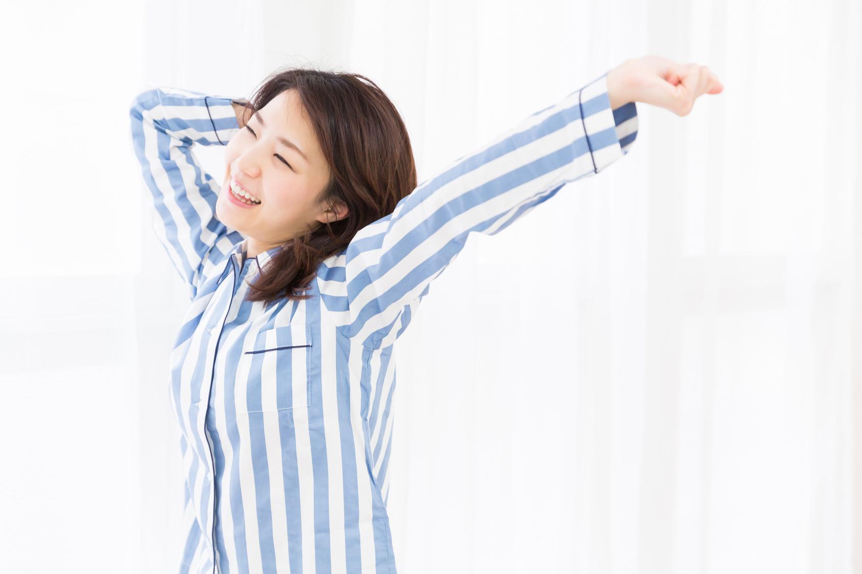 睡眠時間は生活リズムに合っていますか?